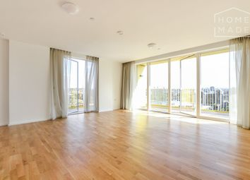 Thumbnail 4 bed flat to rent in Millharbour, Canary Wharf