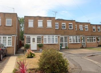 Fairlawns Close, Staines-Upon-Thames, Surrey TW18. 3 bed end terrace house