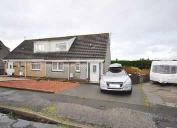 Thumbnail 2 bed semi-detached house for sale in Sandmill Crescent, Stranraer