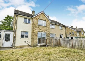 Thumbnail 3 bed semi-detached house for sale in Harewood Road, Oakworth, Keighley