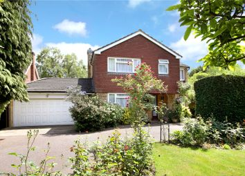 Thumbnail 4 bed detached house for sale in Onslow Road, Ascot, Berkshire