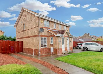 Thumbnail 2 bed semi-detached house for sale in Inglis Drive, Carronshore