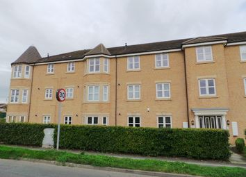 Thumbnail 2 bed flat for sale in Adlington Mews, Gainsborough