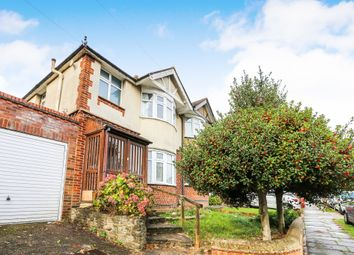 Thumbnail 3 bedroom semi-detached house for sale in Walcot Avenue, Luton
