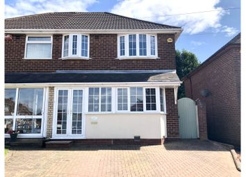 Thumbnail 3 bed semi-detached house for sale in Ringinglow Road, Birmingham