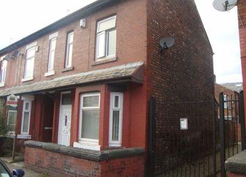 Thumbnail 3 bed end terrace house for sale in Balleratt Street, Levenshulme, Manchester