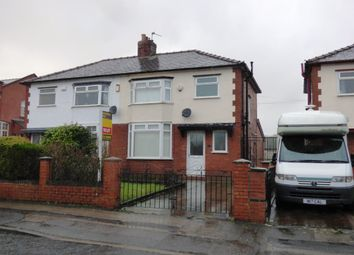 Thumbnail 3 bedroom semi-detached house to rent in Shepherd Cross Street, Bolton, Greater Manchester