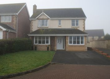 Thumbnail 5 bed detached house to rent in Clover Road, Wick St. Lawrence, Weston Super Mare