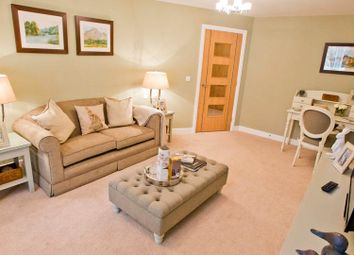 Thumbnail 1 bed flat for sale in Isla Road, Perth