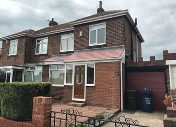 Thumbnail 2 bedroom semi-detached house for sale in Highwood Road, Denton Burn, Newcastle Upon Tyne