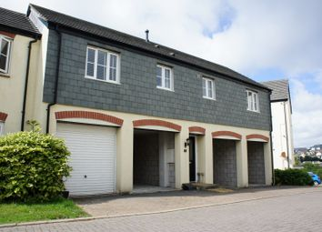 Thumbnail 2 bed detached house to rent in Wheal Sperries Way, Truro