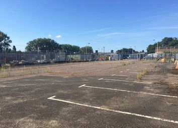 Thumbnail Land for sale in Secure Storage Yards At Broxbourne Station, Broxbourne