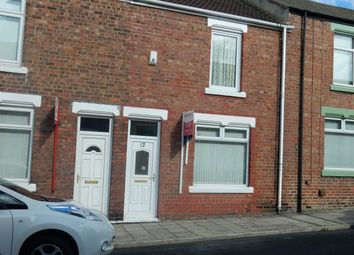 Thumbnail 2 bed terraced house to rent in George Street, Shildon