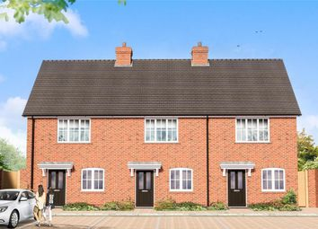 Thumbnail 2 bed end terrace house for sale in Peters Village, Hall Road, Evabourne, Wouldham, Rochester, Kent