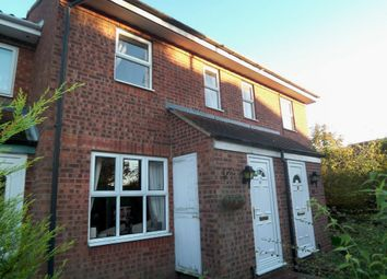 Thumbnail 2 bedroom terraced house for sale in Melton Close, Wymondham