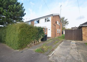 Thumbnail 2 bed maisonette for sale in Highbeech Road, Luton