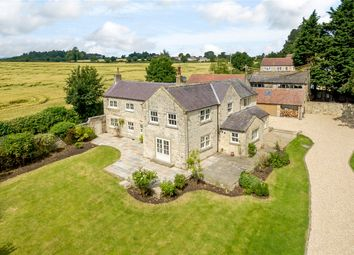 Thumbnail 5 bedroom detached house for sale in Burton Leonard, Harrogate, North Yorkshire