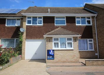 Thumbnail 4 bedroom terraced house to rent in Chancery Road, Cliffe, Rochester, Kent