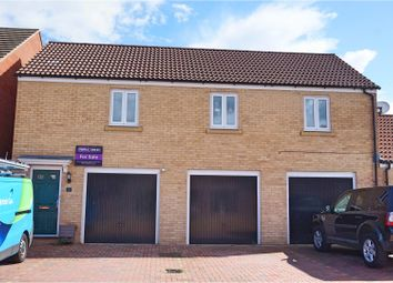Thumbnail 2 bed detached house for sale in Sanders Close, Swindon