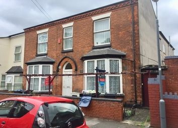 Thumbnail 4 bed maisonette to rent in Stamford Road, Birmingham