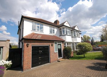 Thumbnail 5 bed semi-detached house to rent in New Farm Avenue, Bromley, Kent