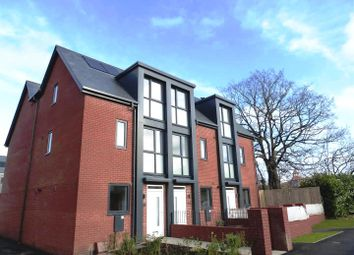 Thumbnail 4 bed terraced house for sale in Station Road, Burgess Hill