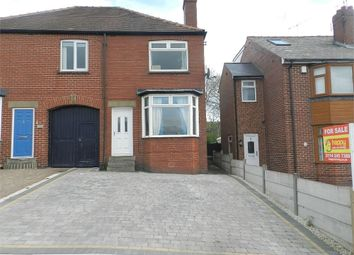 Thumbnail 3 bed semi-detached house for sale in Lound Side, Chapeltown, Sheffield, South Yorkshire