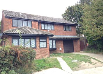 Thumbnail 6 bed detached house to rent in Resolution Close, Chatham