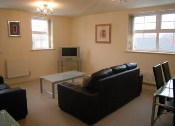 Thumbnail 2 bed flat to rent in Montvale Gardens, Leicester
