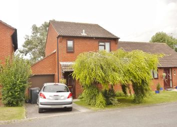 Thumbnail 3 bed semi-detached house for sale in Kimbers Field, Wanborough, Swindon