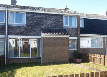 Thumbnail 3 bed terraced house for sale in Wilkwood Close, Cramlington
