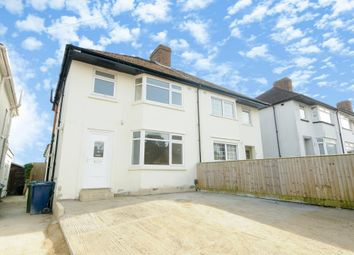 Thumbnail 1 bed semi-detached house to rent in Crowell Road, East Oxford