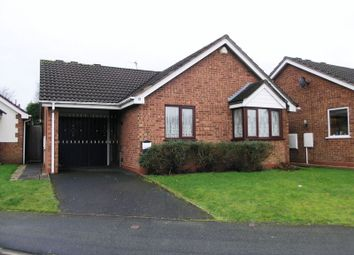 Thumbnail 2 bed detached bungalow for sale in Church View Drive, Cradley Heath