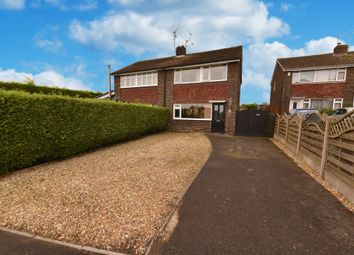 Thumbnail 3 bed semi-detached house for sale in St Marys Crescent, Yeovil