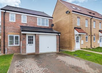 3 bed detached house for sale in Oxford Close, Peterlee SR8