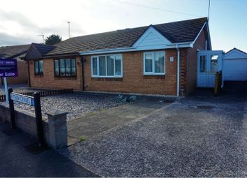 Thumbnail 2 bed semi-detached bungalow for sale in Trem Cinmel, Towyn