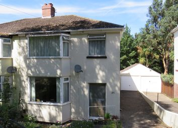 Thumbnail 3 bedroom semi-detached house for sale in Hawkins Avenue, Torquay