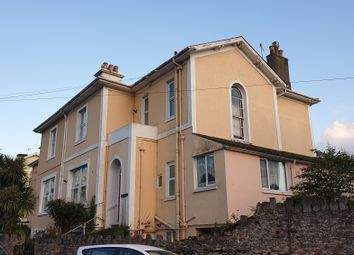 Thumbnail 1 bed flat to rent in Tor Park Road, Torquay