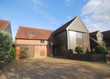 Thumbnail 4 bed detached house to rent in Hildenbrook Farm, Hildenborough, Tonbridge