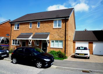 Thumbnail 3 bed semi-detached house to rent in Navigation Drive, Yapton, Arundel