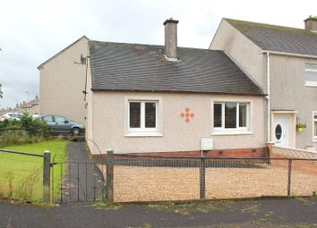 Thumbnail 1 bed terraced bungalow for sale in Condorrat Road, Glenmavis