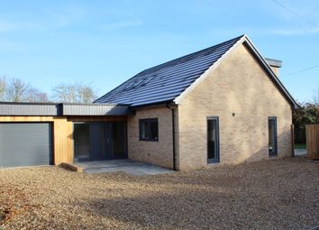 Thumbnail 3 bedroom detached house for sale in Meadow Walk, Great Abington, Cambridge