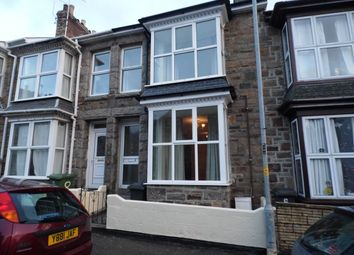 Thumbnail 2 bed terraced house to rent in St. Michaels Street, Penzance