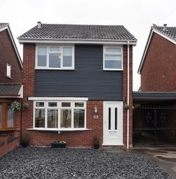 Thumbnail 3 bed link-detached house for sale in Greenhill Close, Willenhall