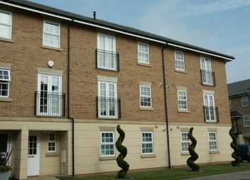 Thumbnail 2 bed flat to rent in Johnson Court, Northampton