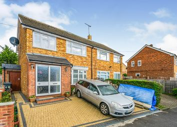 Thumbnail 4 bed semi-detached house for sale in Marlin Road, Luton
