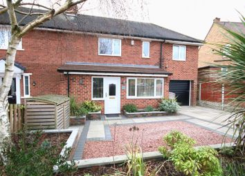 Thumbnail 3 bed semi-detached house for sale in Brosley Avenue, Barnby Dun, Doncaster
