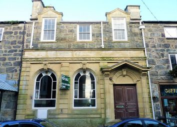 Thumbnail Terraced house for sale in Former Hsbc Bank Building, High Street, Barmouth, Gwynedd