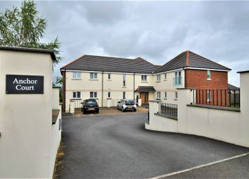 Thumbnail 2 bed flat for sale in Park Avenue, Sticklepath, Barnstaple