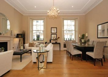 Thumbnail 3 bedroom flat to rent in West Eaton Place, Belgravia